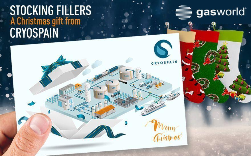 Desde Cryospain queremos desearos unas Felices Fiestas