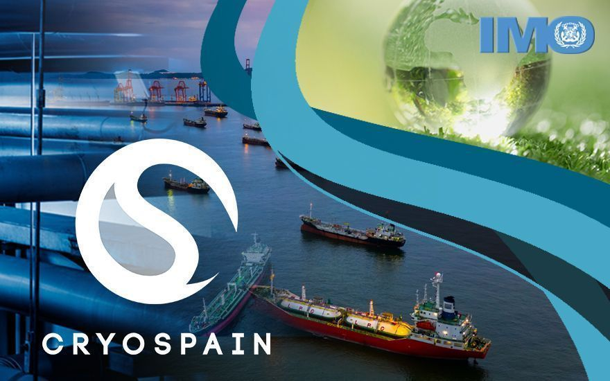 Cryospain's LNG for shipping mission continues in China
