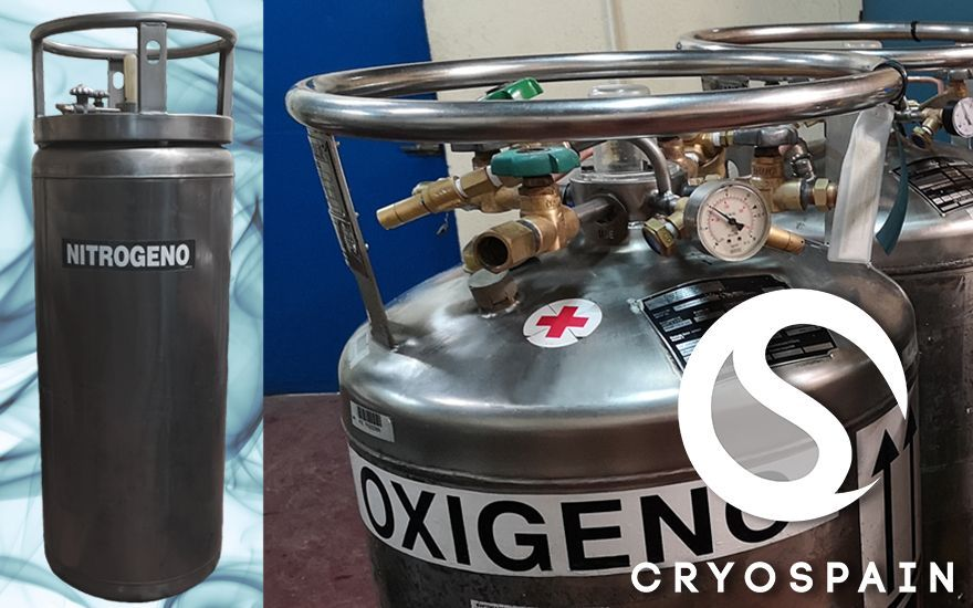 Cryogenic equipment maintenance